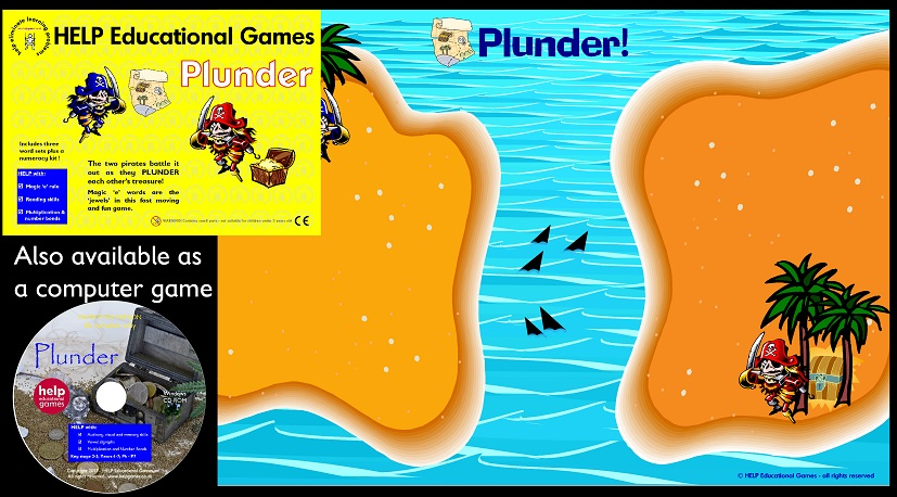 plunder game image